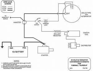 Wiring For Farmall M Tractor