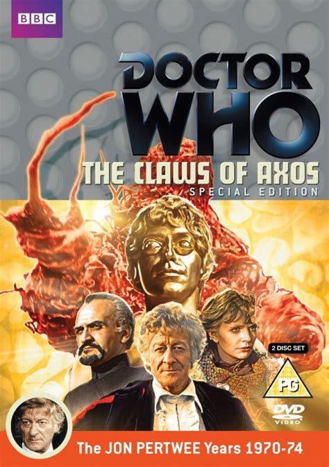 Doctor Who: The Claws of Axos - Special Edition DVD - Zavvi UK