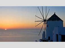 Santorini Villas for Rent in Oia Windmill Villa