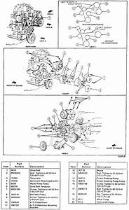 I Am Trying To Find A Drive Belt Installation To A Ford