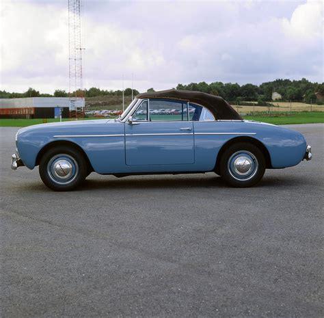 Sport (P1900), 1956/1957 - Volvo Car Sverige AB Newsroom