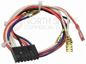 Liftmaster Garage Door Chain Drive  High Voltage Wire