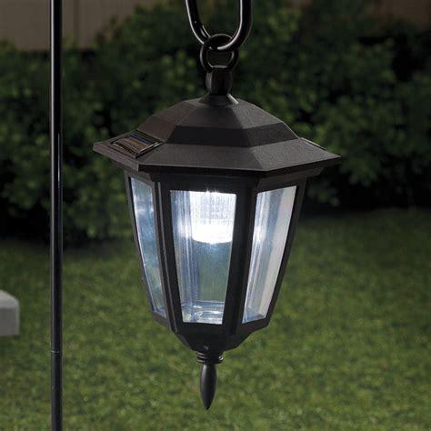 solar hanging light hanging solar lantern walter