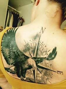 Adler Tattoo Oberarm : 50 amazing perfectly place eagle tattoos designs with meaning ~ Frokenaadalensverden.com Haus und Dekorationen