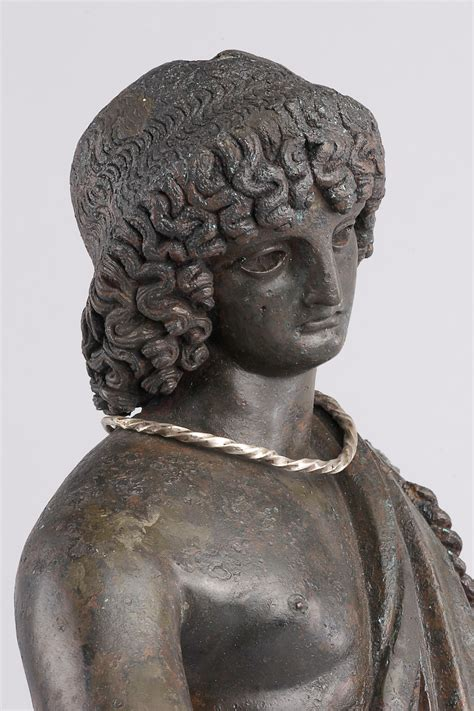 bronzefigur des adonis tammuz liebieghaus