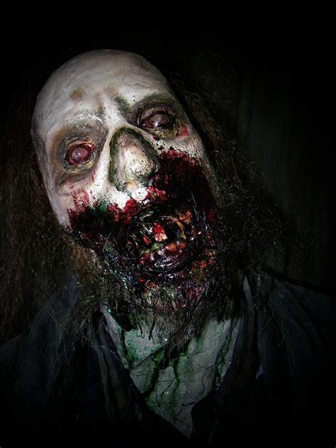zombie scary creepy horror horde artwork halloween wallpapers clown zombies grimy dark props haunted premium mobile hd greg dolls houses