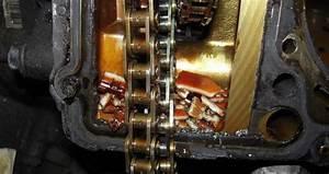 40 Gm 36l Timing Chain Failure  Gm 2 2l Ecotec Engine