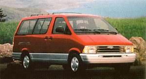 1996 Ford Aerostar Review