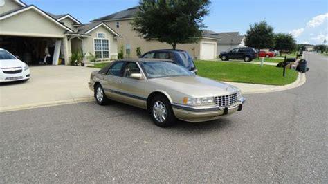 Find Used 1996 Cadillac Seville Sls Sedan 4-door 4.6l In