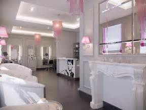 Hair Salon Decor Ideas by Beauty Salon Design Interior Home Decorating Ideas