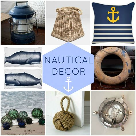 nautical home decor up of nautical decor at our boat house