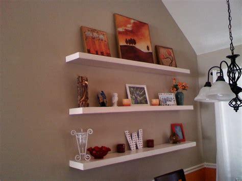 shelves ideas functional floating shelves for home ultimate home ideas Floating