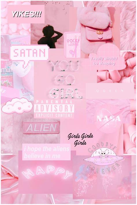 pink aesthetic wallpaper aesthetictumblr aesthet