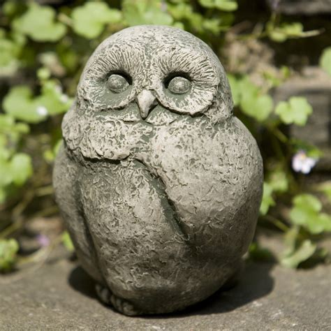 owl for garden cania international baby barn owl cast garden