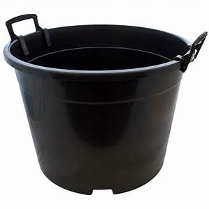 Pots à épices : 35 litre round plant pot ~ Teatrodelosmanantiales.com Idées de Décoration