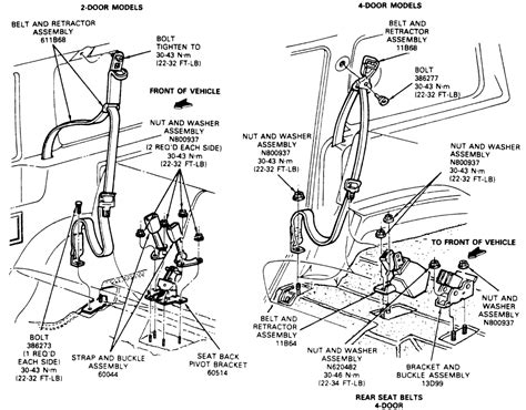 replacement seats wiring diagram  fuse box