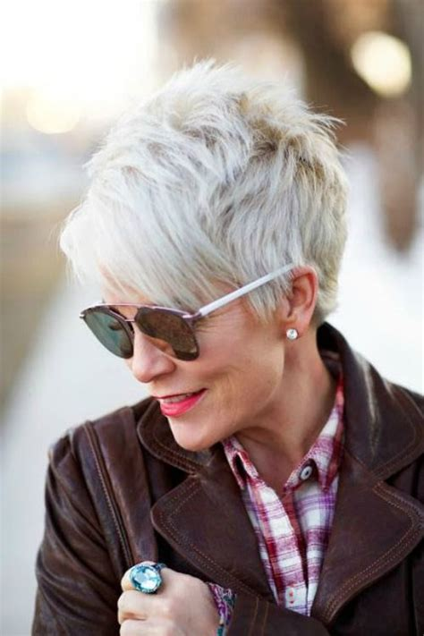 short hairstyles  women   years   fine hair