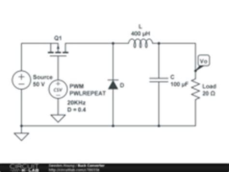 buck converter design circuits tagged quot buck quot circuitlab