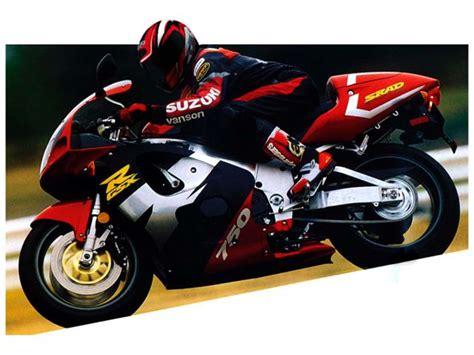 Suzuki Gsxr 750 Wallpaper