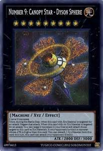 Yu-Gi-Oh! Zexal Number Cards