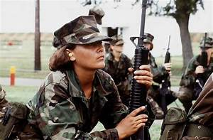 Women, Rookie Soldiers From The Iraq And Afghanistan Wars ...