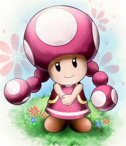 Toadette by NeoZ7 on DeviantArt