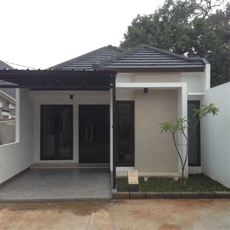 gambar desain rumah minimalis  sederhana wallpaper