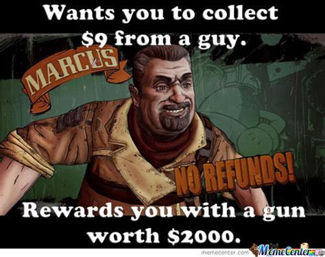Game Logic Meme - video game logic borderlands by mwandia meme center