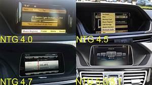 Navi Update Mercedes : mercedes benz e class 2009 2016 w212 radio upgrade ~ Jslefanu.com Haus und Dekorationen