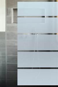 Glasscheibe Für Dusche : satiniertes glas f r blickschutz bei schiebet r dusche ~ Lizthompson.info Haus und Dekorationen