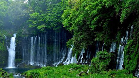 aterfalls, Stream, Water, Nature, Rainbow Wallpapers HD ...