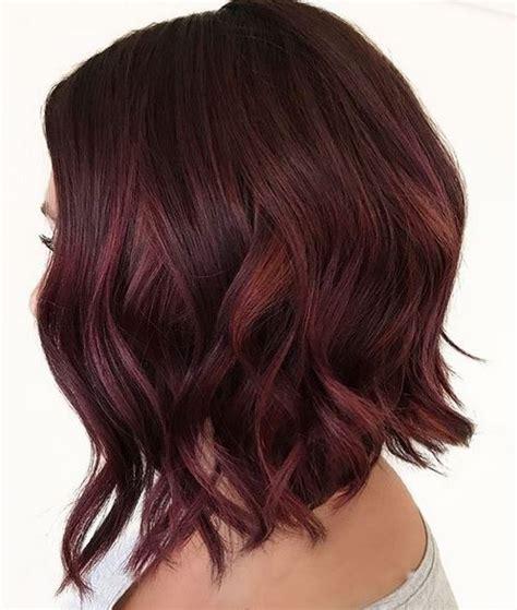 fall hair color fall hair color mane interest