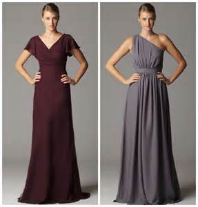 one shoulder bridesmaid dresses soft flowy bridesmaid dresses rustic wedding chic