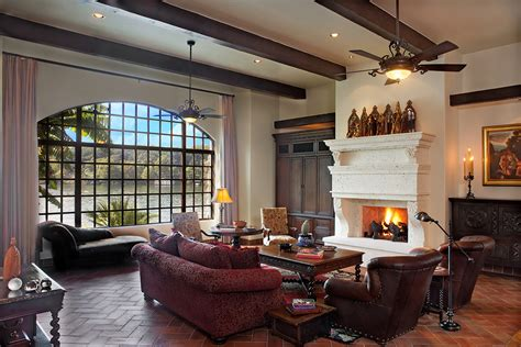 Living Room Layout With Fireplace by A Grand Lakeside Home With Rustic Charm