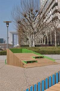 Dune Street Furniture System By Ferpect Collective In 2020