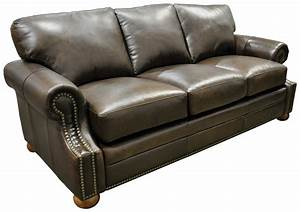 Full size sofa sleeper from wellington39s for Leather sectional sofa calgary