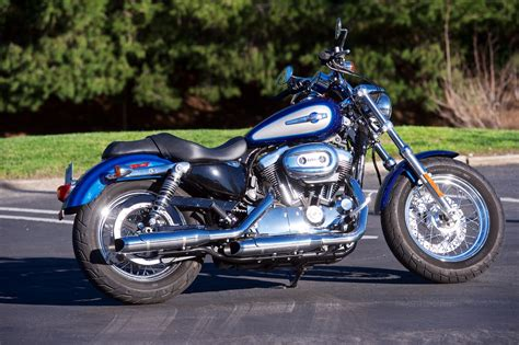 2017 Harleydavidson Sportster 1200 Custom Review Classic