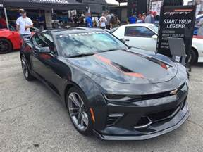2017 Camaro 50th Anniversary Edition