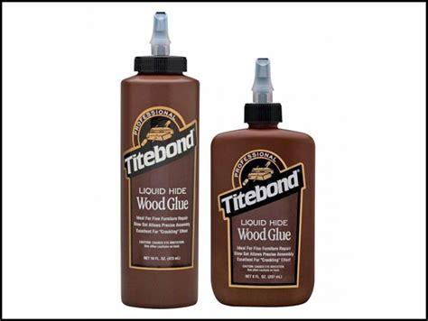 titebond hide glue table legs gluing woodworker
