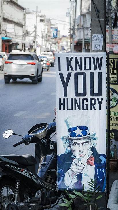 Hungry Poster Know Astdyn
