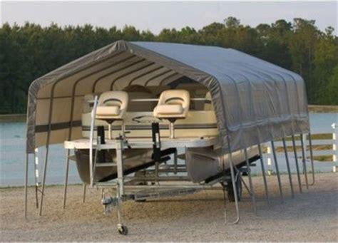 Outdoor Boat Canopy by Shelterlogic 12 X 28 X 10 Car Boat Canopy Carport Modern