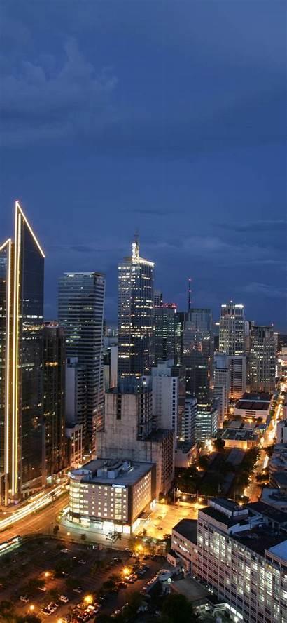 Manila Philippines Capital Phone Wallpapers Desktop Visit