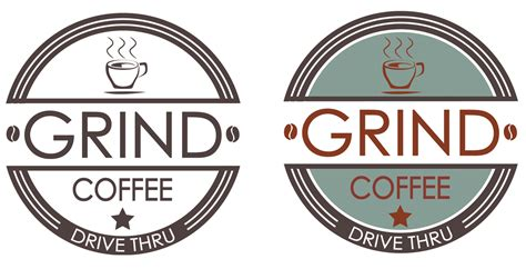 Brandcrowd logo maker is easy to use and allows you full customization to get the coffee logo you want! Modern, Upmarket, Coffee Shop Logo Design for Grind Coffee ...