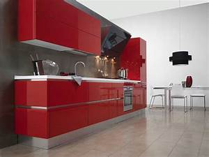 Best Cucine Rosse Laccate Contemporary Acrylicgiftware Us ...