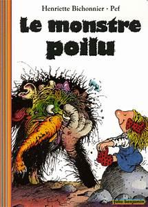 Crocus des Sables: Le monstre poilu, d'Henriette Bichonnier et Pef