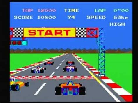 pole position canap namco museum vol 1 pole position playstation play