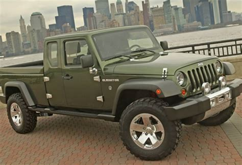 jeep new model 2017 2018 jeep gladiator redesign and improvements 2018