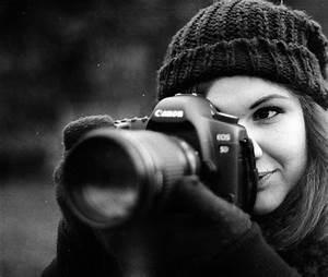 Jeune Femme, Appareil Photo, Canon Photo stock libre Public Domain Pictures