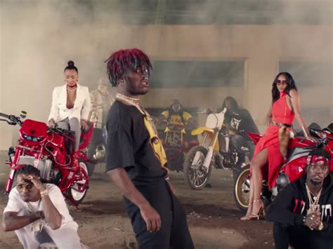 bad and boujee migos lil uzi vert drop video for quot bad and boujee