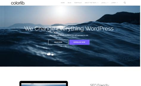 Shapely Theme Shapely Versatile One Page Theme Wpall